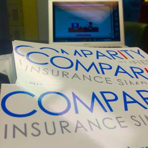 COMPARITY is your personal shopper for property and casualty insurance