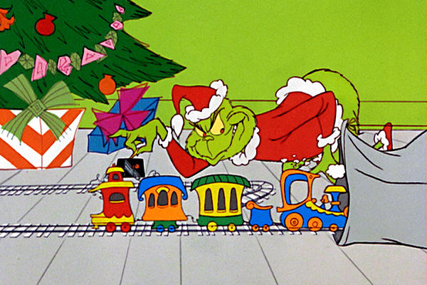 MGM Television's The Grinch Who Stole Christmas